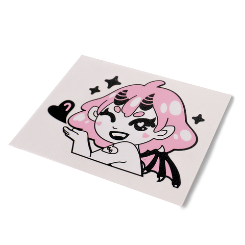 Succubae Mimi Car Decal Sticker