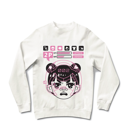 Gamer Girl Sweater