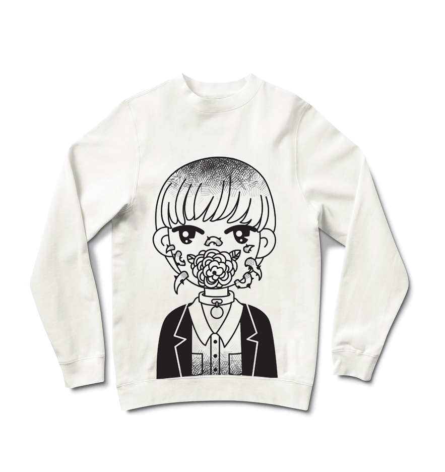 Rose Shounen Sweater