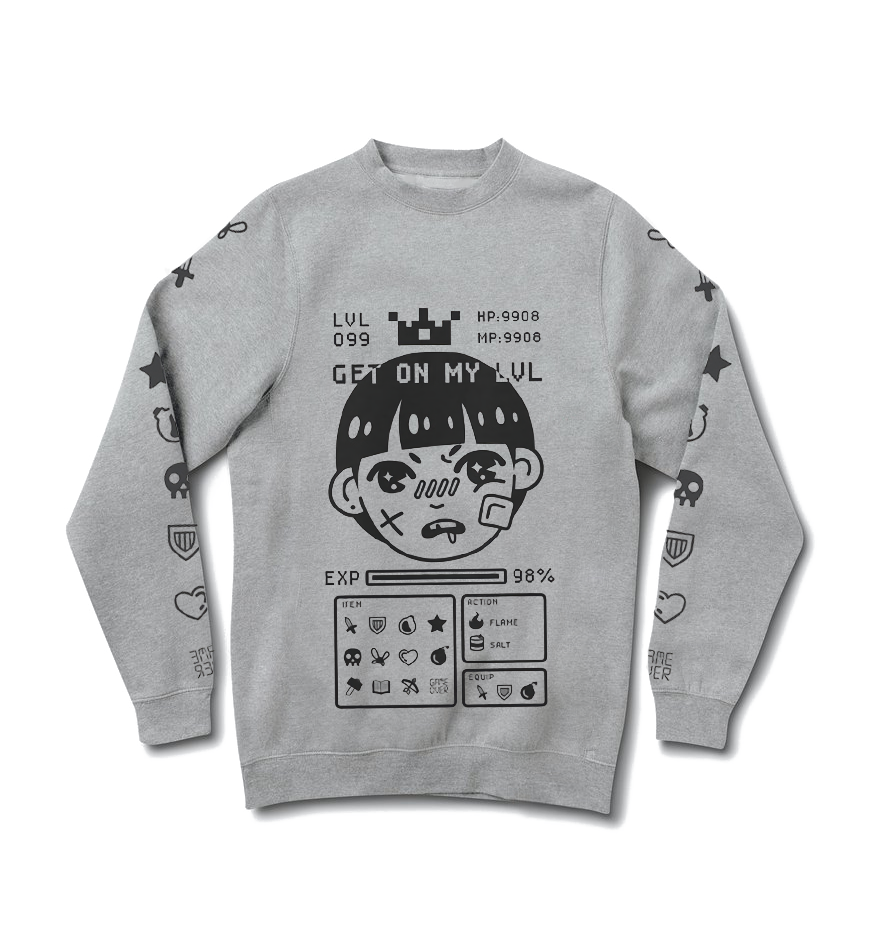 Salt King Sweater