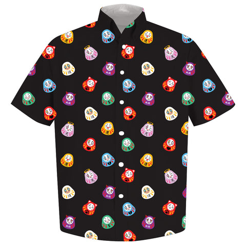 DARUMA Button Up