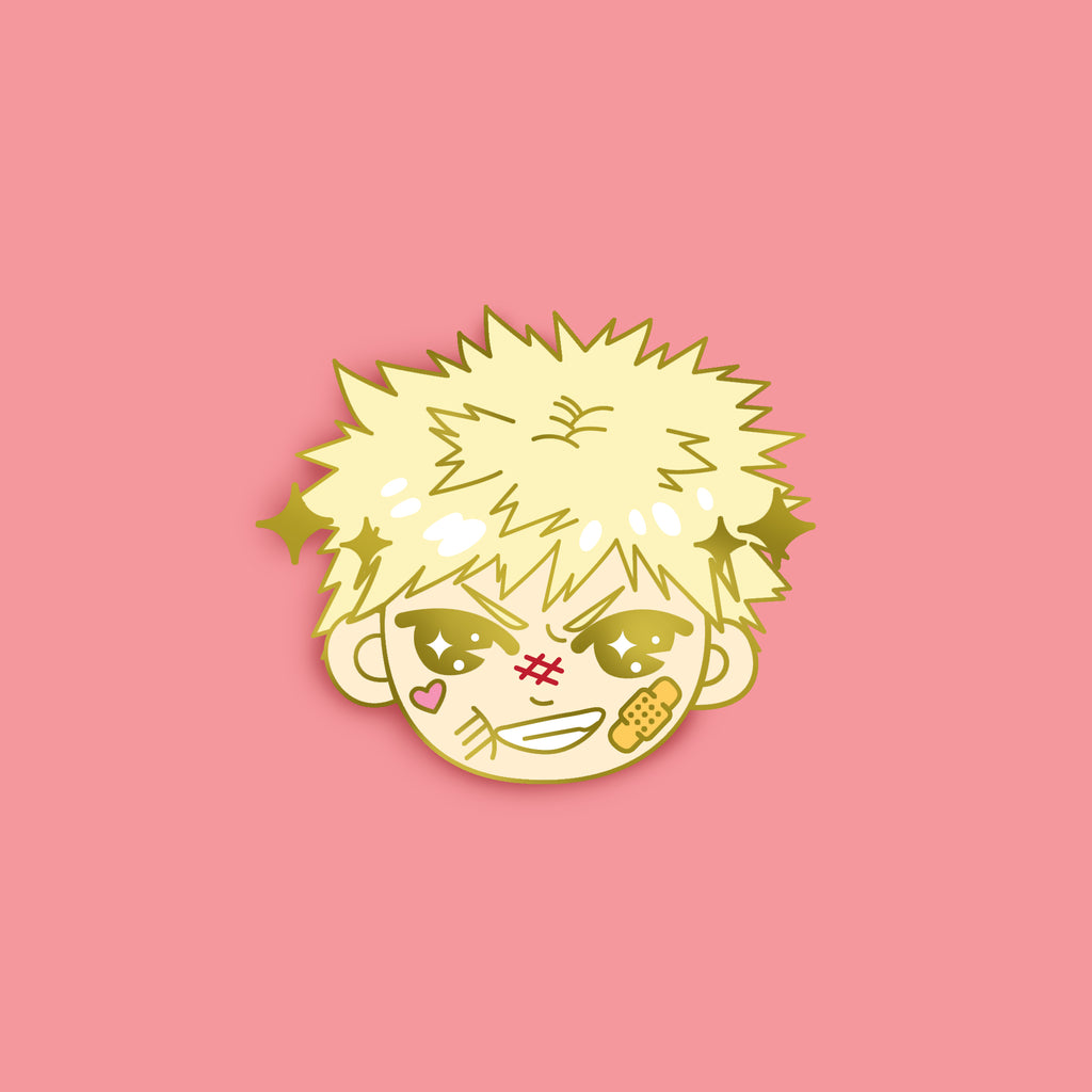 Bakugou - Enamel Pin - LIMITED EDITION
