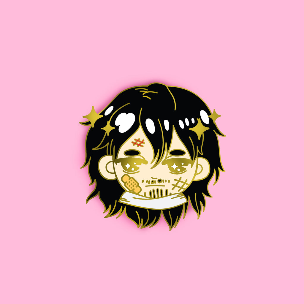 [PRE-ORDER] FULL SET BNHA - Enamel Pin - LIMITED EDITION