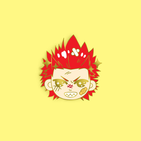 Kirishima - Enamel Pin -  LIMITED EDITION