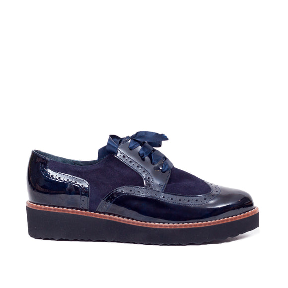 Blucher Star Navyblau