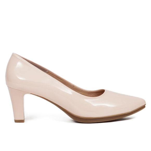Pumps Urban Lackleder Rose