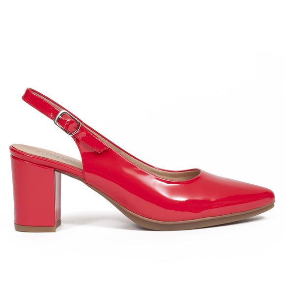 Pumps Slingback Urban Rot