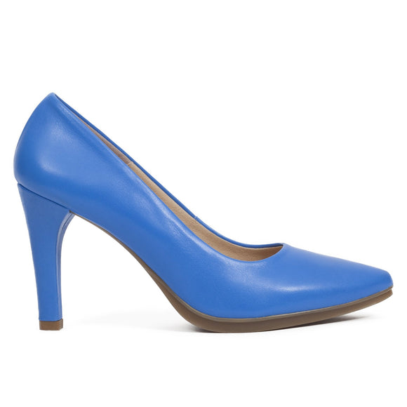 Pumps Urban GLAM Blau