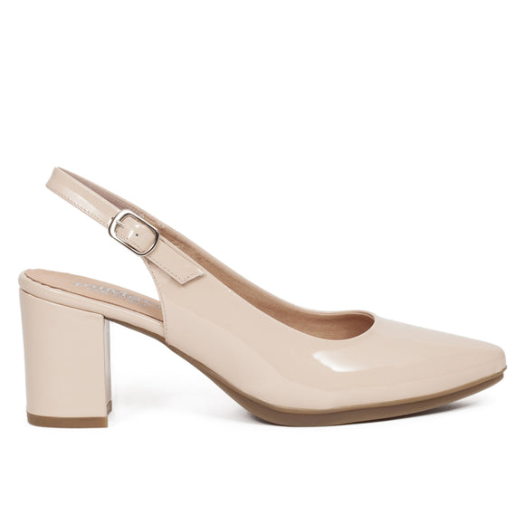 Pumps Slingback Urban Nude