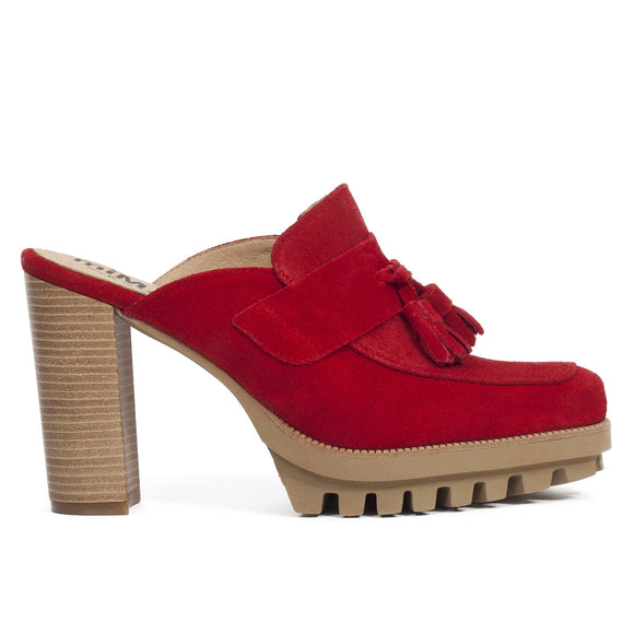 Clog TREND - Rot