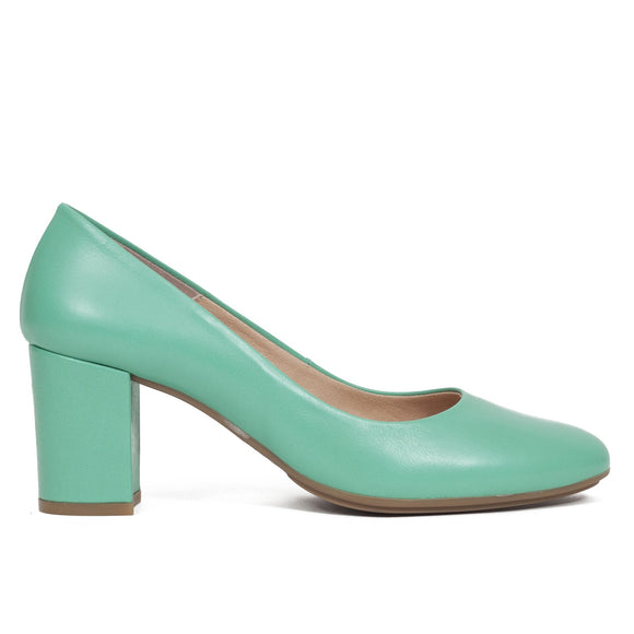 Pumps Urban Rundspitze Aqua