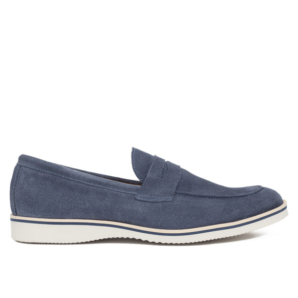 Slipper MEMORY FOAM Blau