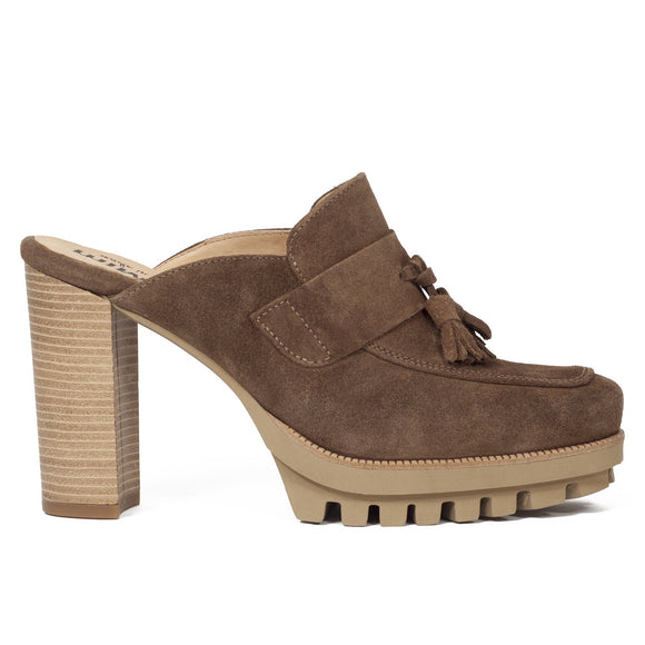 Clog TREND - Taupe