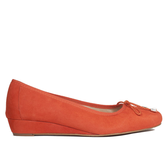 Keilpumps Wedges CÓMODO Orange