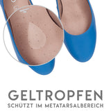 Pumps Urban Rundspitze Blau