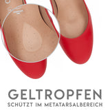 Pumps Urban Rundspitze Rot