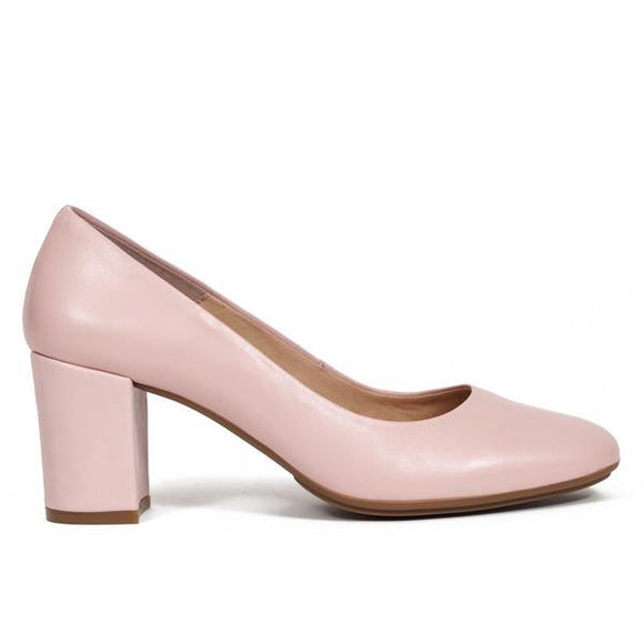 Pumps Urban Rundspitze Rosa