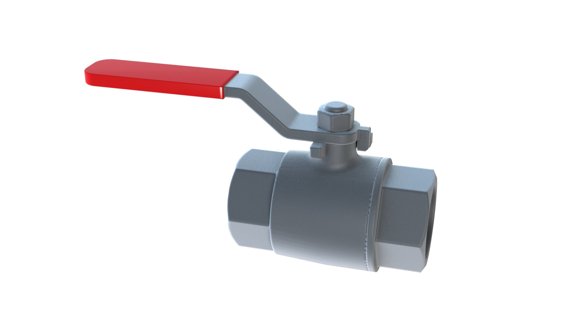 "2"" BSP 1/4 turn lever ball valve"