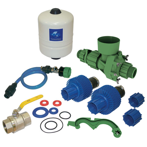 "2"" Composite 'Agri' Papa Pump Kit - not for potable use"