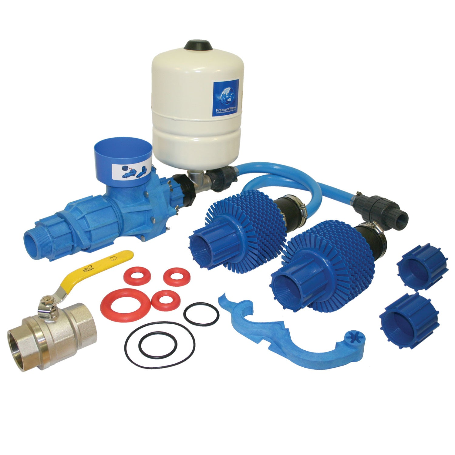 "2"" Composite Papa Pump Kit - for delivery pressures up to 10 bar"