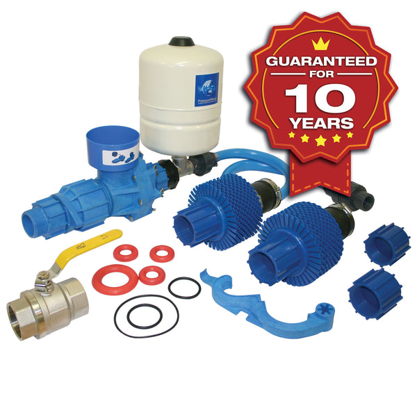 Papa Pump PLUS Kit - including full site survey (UK only)