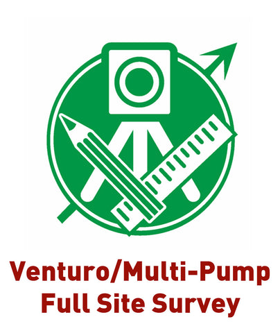 Venturo & Multi-Pump Site Survey