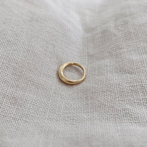 18k Gold ARIE - Organic Form Ring