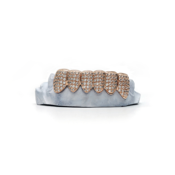 Diamond Grillz Bottom Awe Custom