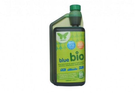 Blue Bio Toilet Fluid
