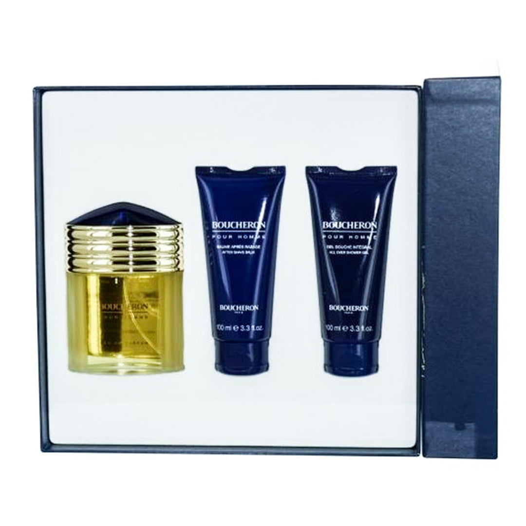 BOUCHERON HOMME EDP FOR MEN SET