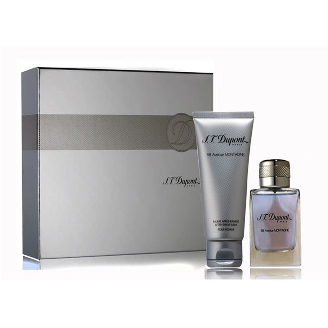 DUPONT 58 AVENUE MONTAIGNE EDT FOR MEN SET