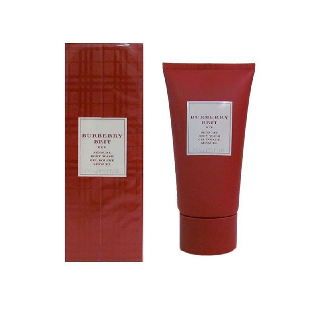 BURBERRY BRIT RED BODY WASH FOR WOMEN