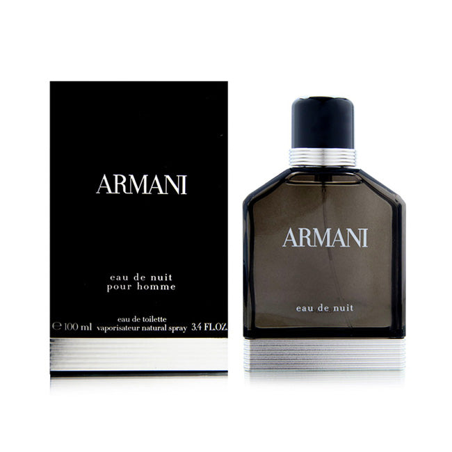 Giorgio Armani Eau De Nuit EDT FOR MEN