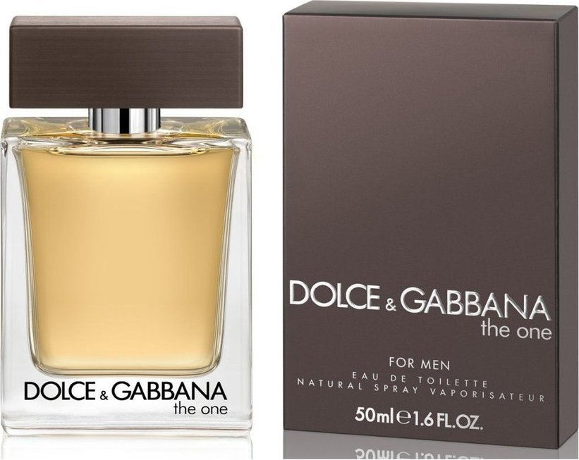 The One by Dolce & Gabbana for Men Eau de Toilette
