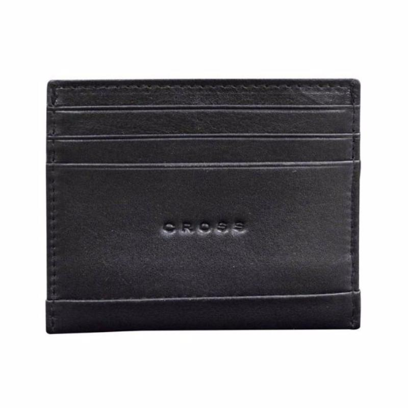 CROSS NUEVA FV CREDIT CARDS CASE - BLACK AC028257N-1