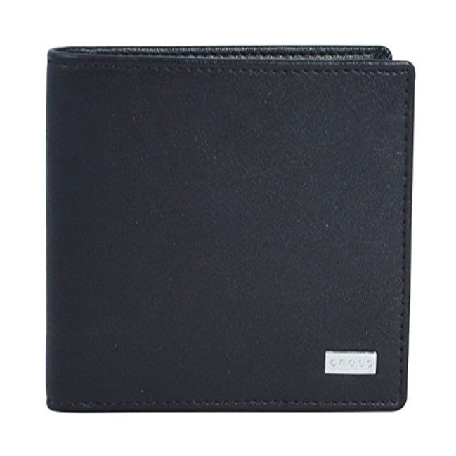 CROSS INSIGNIA REMOVALBLE CARD CASE WALLET BLACK AC248364N-1