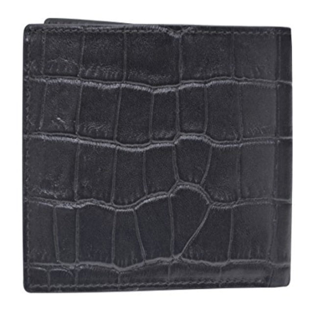 CROSS COCO SIGNATURE MEN ID WALLET - BLACK AC268366N-1