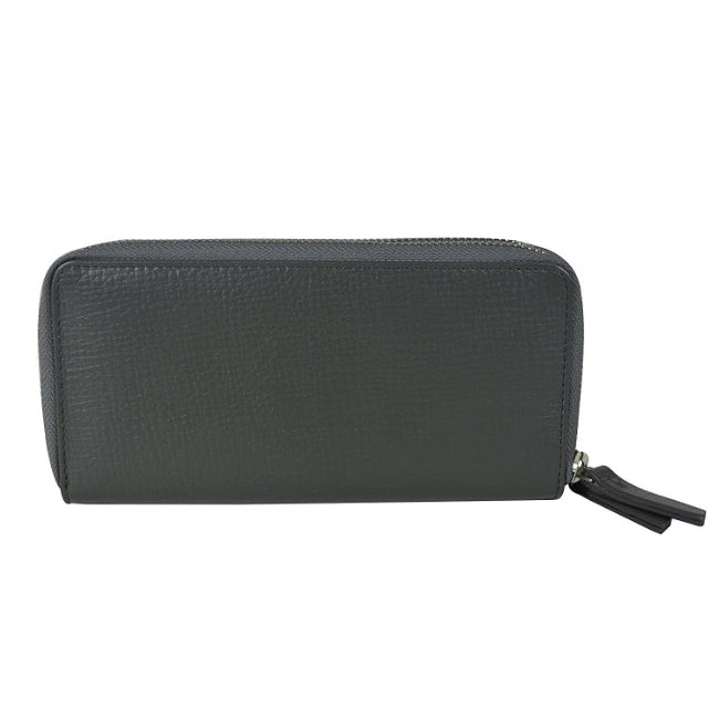 Cross RTC WOMEN Women's Double Zip Around Wallet - BLACK AC778496N-1