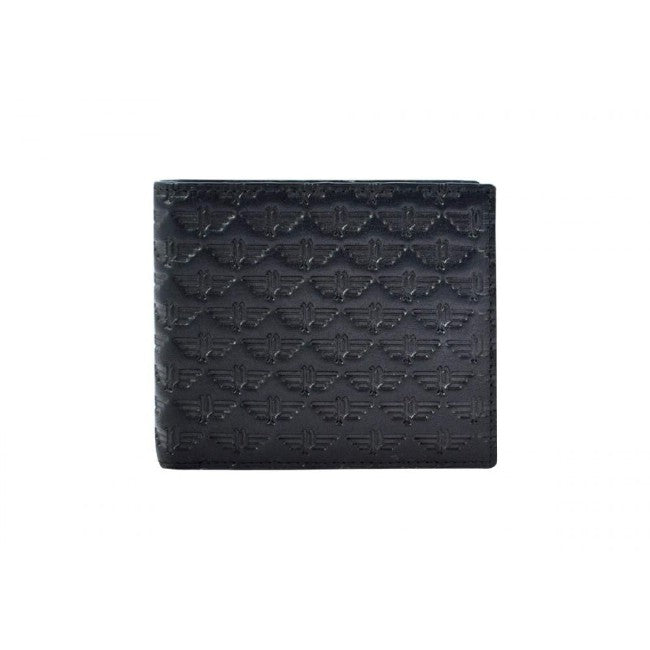 POLICE WINGS ID WALLET BLACK  PT138366-1