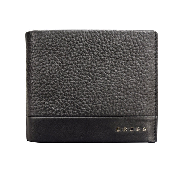 CROSS NUEVA ID WALLET BLACK
