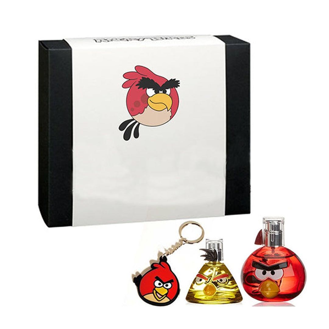 Angry Birds Red EDP 50ML + Mini + Key Ring