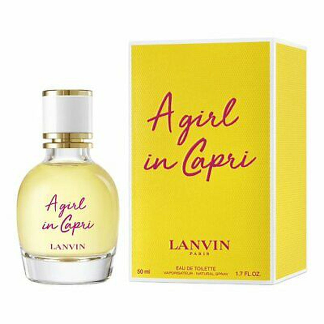LANVIN - A GIRL IN CAPRI EDT