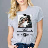 Personalized Couples Music Player