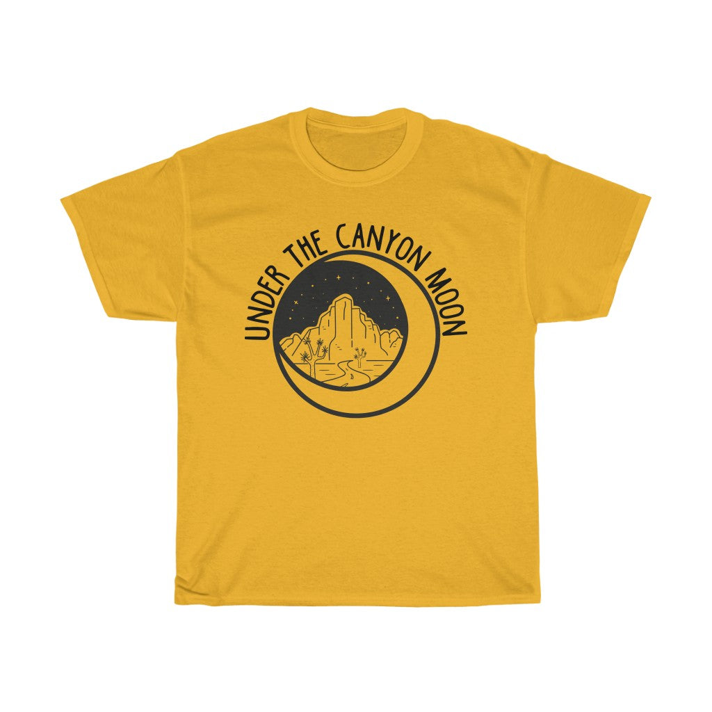 Under The Canyon Moon Tee