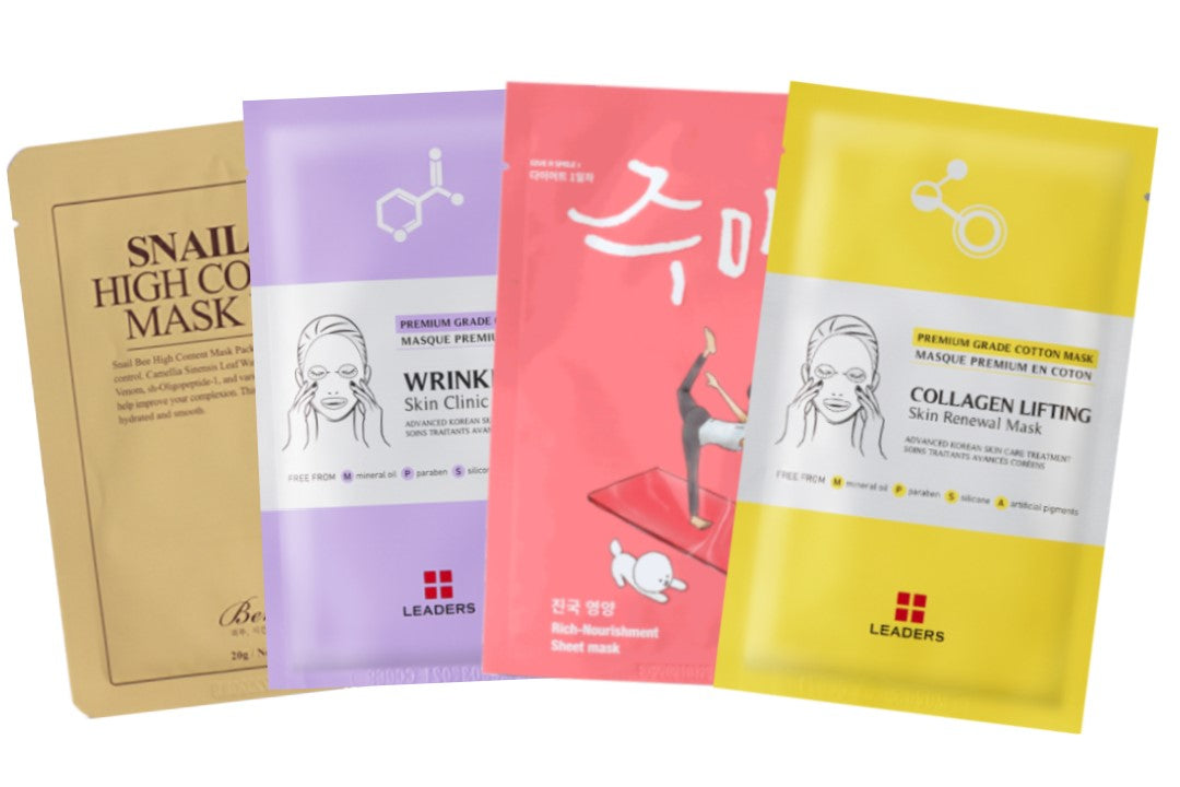 Anti-ageing-Sheet-Masks