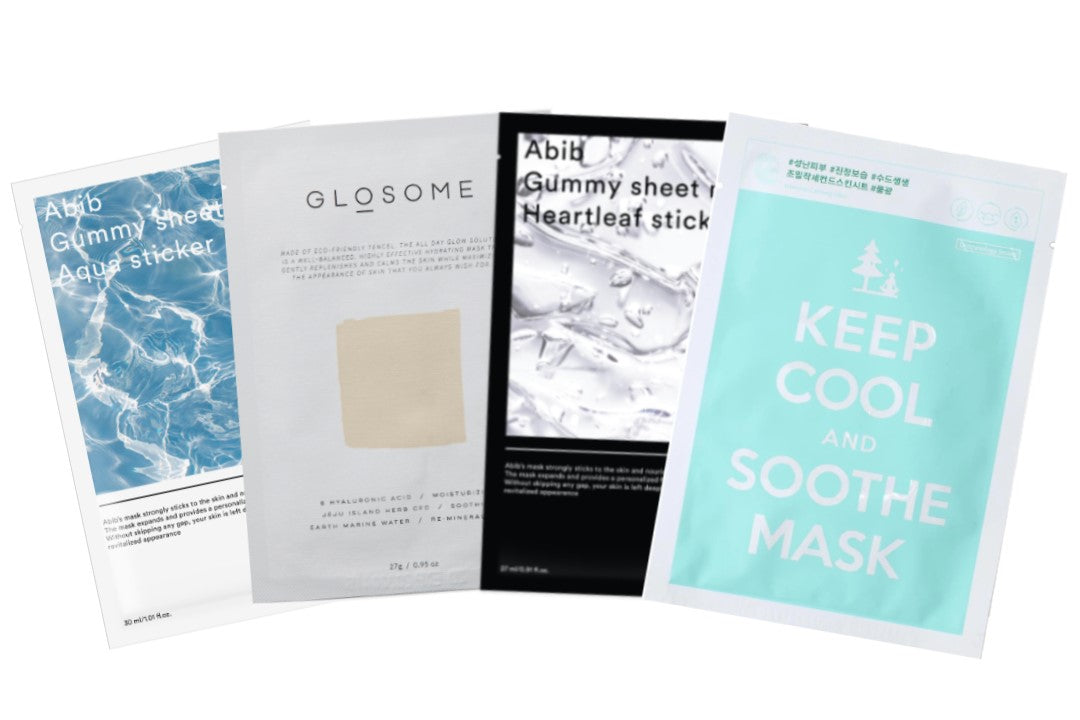 Hydrating-Sheet-Masks