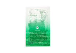 AXIS-Y 61% Mugwort Green Vital Energy Complex Sheet Mask