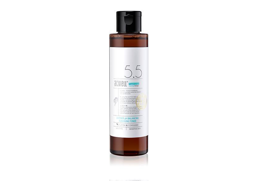 ACWELL Licorice pH Balancing Cleansing Toner 150ml - Skin Library UK