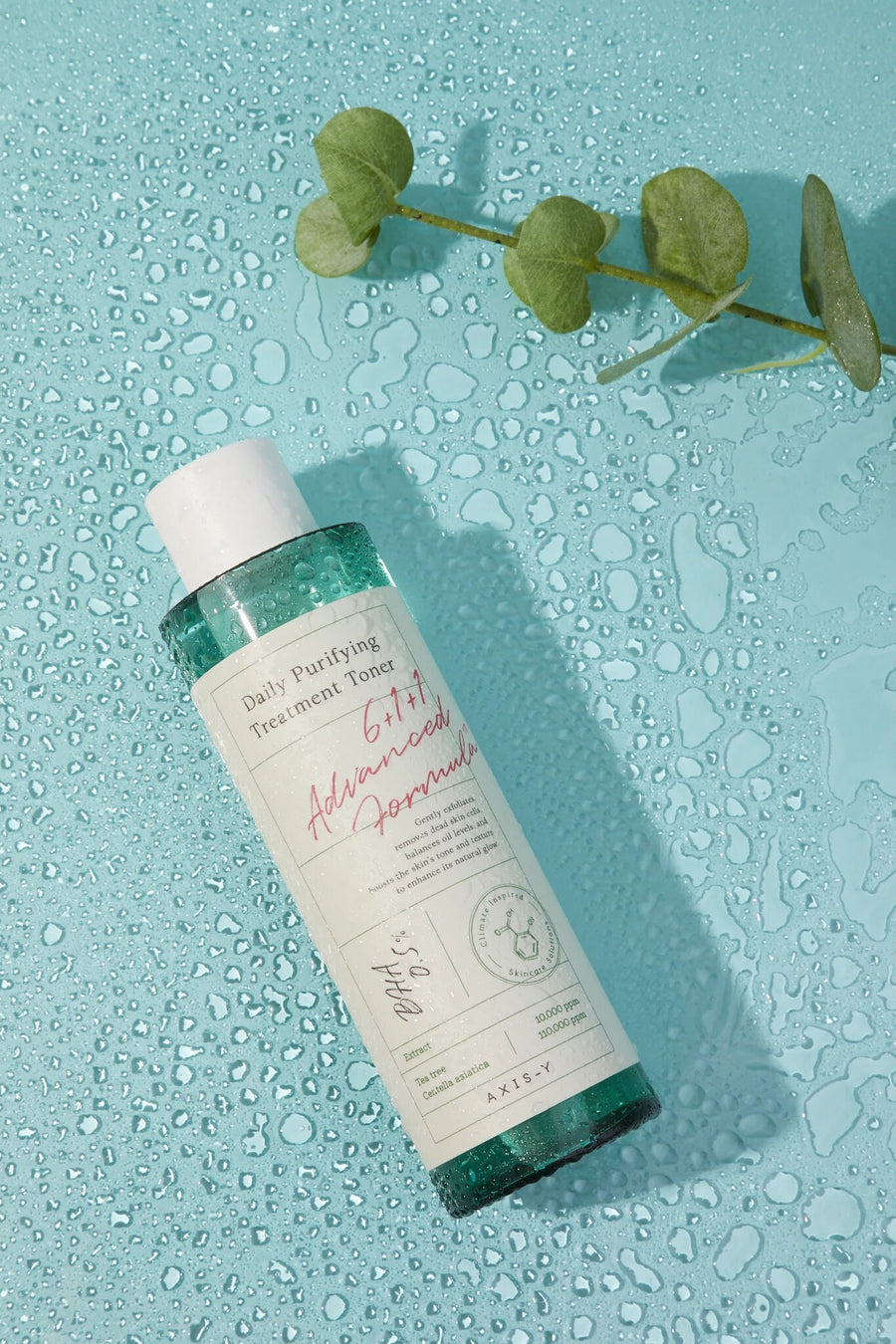 AXIS-Y Daily Purifying Treatment Toner - For oily and acne-prone skin - Skin Library UK