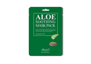 BENTON Aloe Soothing Mask Pack - Skin Library UK